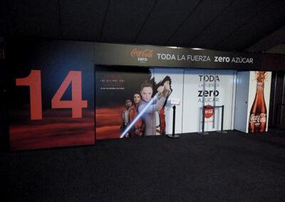 Decoración salas de cine