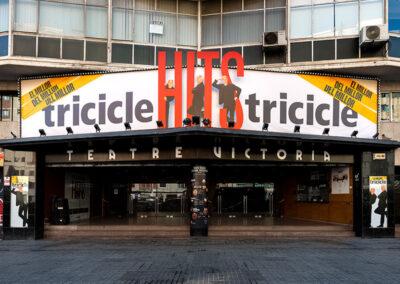 Decoración teatros