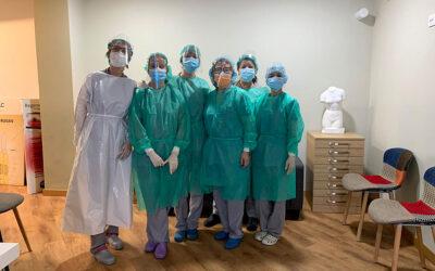 Desde la clínica BK Área Médica de Valencia nos hacen llegar a Grupo Promedios su agradecimiento.
