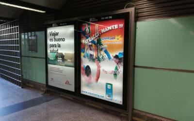 Un informe del Consell constata que MetroValencia y el TRAM de Alicante está libre de covid-19