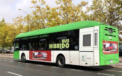 Así de bonita ha quedado la campaña de @seatlendizmotor en formato bus estándar